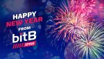 Happy New Year from bitB Spins family!